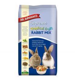 Mr Johnsons Supreme Tropical Fruit Rabbit Food 15kg