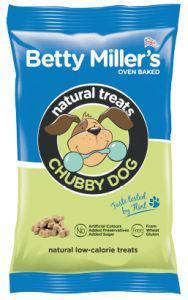 Betty Millers Gluten Free Treats For Chubby Dogs 100g