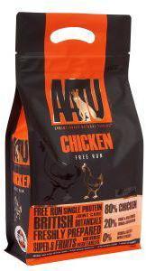 AATU 80/20 Dog Food Adult Chicken 1.5kg