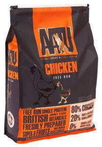 AATU 80/20 Dog Food Adult Chicken 5kg