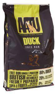 AATU 80/20 Dog Food Adult Duck 10kg