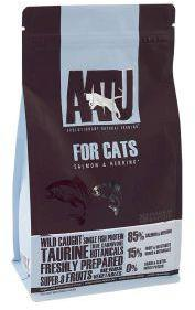 AATU 80/15 Cat Food Fish 1kg