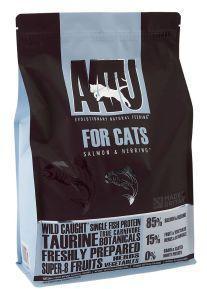 AATU 80/15 Cat Food Fish 3kg