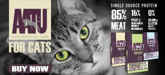 AATU Cat Food