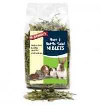 Mr Johnsons Herb & Nettle Salad Niblets 100g