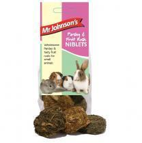 Mr Johnsons Niblets Parsley and Fruit Rusk treats