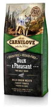 Carnilove Duck & Pheasant for Adult Dogs 1.5kg