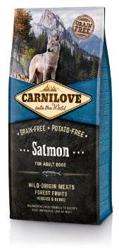 Carnilove Salmon Dog Food 12kg