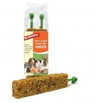 Mr Johnsons Herb & Carrot Crunchy Niblets Bars 2 Pack