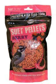 Suet to Go Suet Pellets Berry 550g