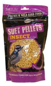 Suet to Go Suet Pellets Insect 550g