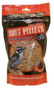 Suet to Go Suet Pellets Blueberry & Raisin 550g