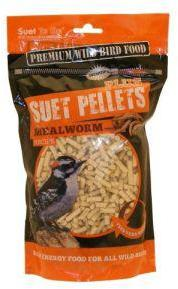 Suet to Go Suet Pellets with Mealworm 550g