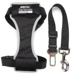 Ancol Nylon Dog Car Harness Medium