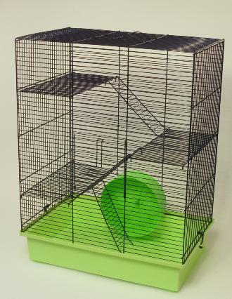 Rene Rat Cage