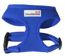 Doodlebone Dog Harness Royal Blue Extra Small