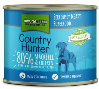 Country Hunter Delicious Mackerel with Chicken 600g