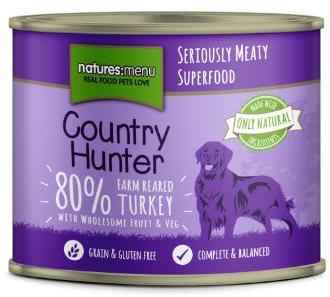 Country Hunter Delicious Farm Reared Turkey 600g