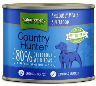 Country Hunter Delicious Wild Boar 600g