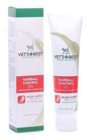 Vets Best Hairball Control Gel for Cats 100g
