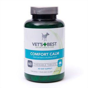Vets Best Comfort Calm Tablets (60Tabs)
