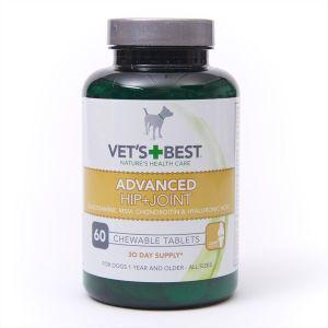 Vets Best Advanced Hip & Joint Tablets (60Tabs)