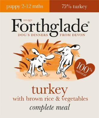 Forthglade Complete Puppy Food 395g