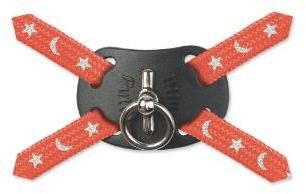 Ancol Cat Harness and Lead Set Red