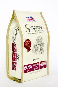 Simpsons Premium Puppy 60/40 Venison & Rabbit 2kg