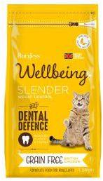 Burgess Wellbeing Cat Food Slender 1.5kg