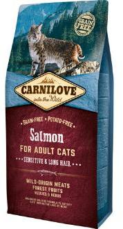 Carnilove Salmon Adult Cat Food  2kg