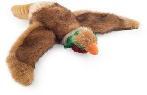 Ancol Pheasant Plush Dog Toy