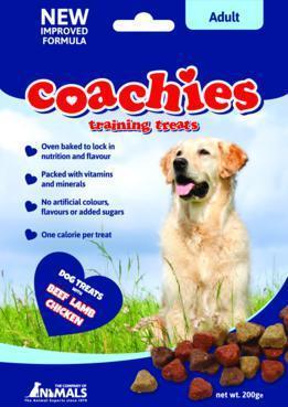 Coachies Training Treats 200g