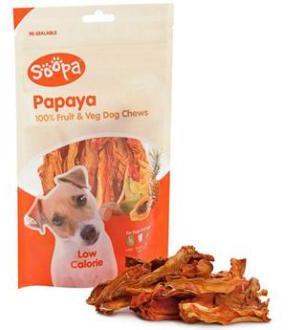 Soopa Papaya Dog Treats