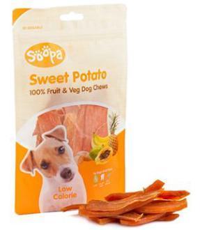 Soopa Sweet Potato Dog Treats