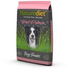 Naturediet  Dog Treats Turkey & Salmon