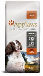 Applaws Dog Food Chicken 15 Kg with 75% Meat