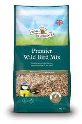 Walter Harrisons Premier Wheat Free Wild Bird Seed 20kg