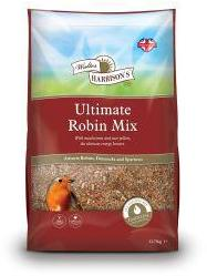 Walter Harrisons Ultimate Robin Food 12.75kg