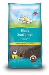 Walter Harrisons Black Sunflower Seeds 12.75kg