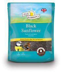 Walter Harrisons Black Sunflower Seeds 1.6kg