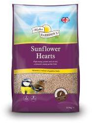 Walter Harrisons Sunflower Hearts 12.75kg