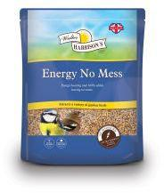 Walter Harrisons Energy No Mess Wild Bird Seed 2kg