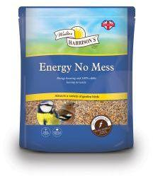 Walter Harrisons Energy No Mess Wild Bird Seed 4kg