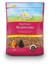 Walter Harrisons Dried Mealworms 1kg