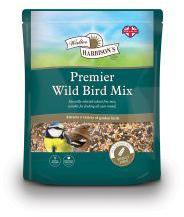 Walter Harrisons Premier Wild Bird Food 2kg