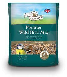 Walter Harrisons Premier Wild Bird Food 4kg