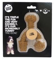 Nylon Tastybone Trio Bone Lamb Small