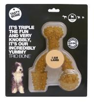 Nylon Tastybone Trio Bone Lamb Large