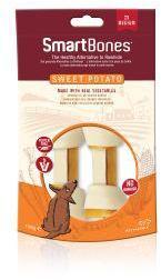 SmartBones Sweet Potato Medium Bones 2 pack